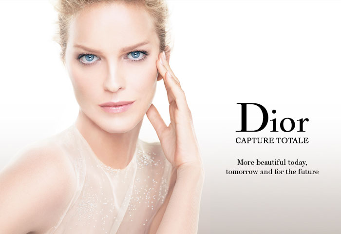 DIOR Capture Totale - More beautiful today, tomorrow and for the future