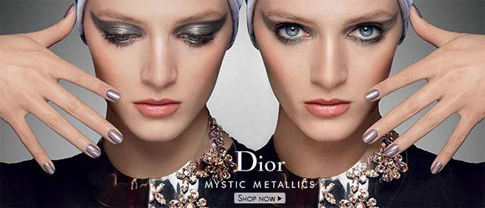DIOR Mystic Metallics Collection