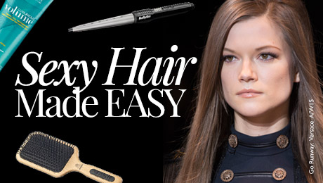 We've teamed up with John Frieda to get your best hair ever