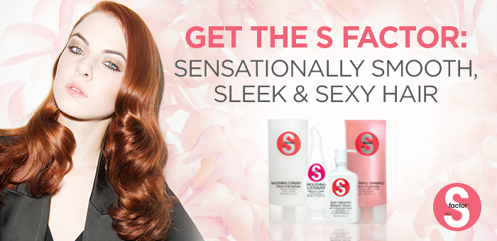 TIGI S-Factor Smoothing Hair care