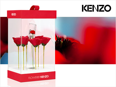 Flower By Kenzo Gift Set