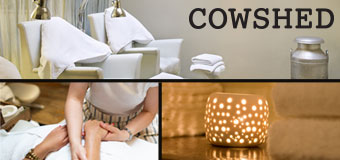 Free Cowshed Body Lotion