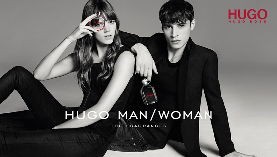 HUGO Woman & HUGO Man