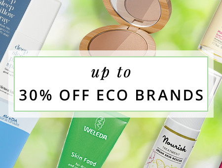 Up To 30% Off Eco Brands