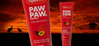 Papaya Gold PAWPAW Balm Offer