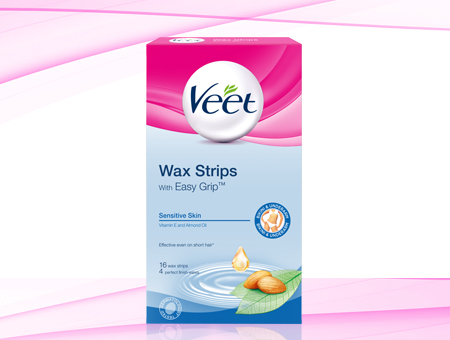 Ready-to-Use Wax Strips