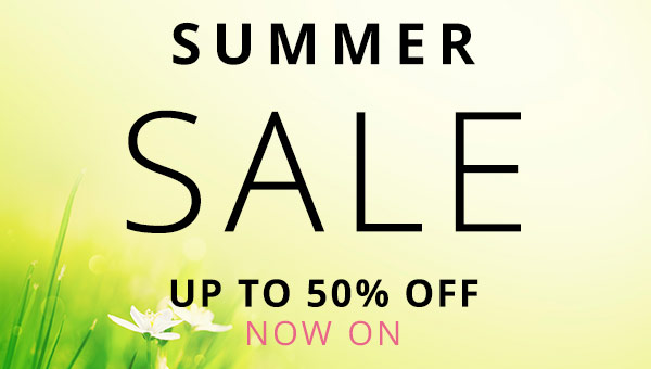 Summer sale- save up to 50% off top beauty & fragrance at Feelunique.com