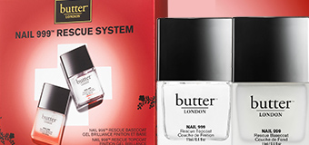 butter LONDON Rescue System