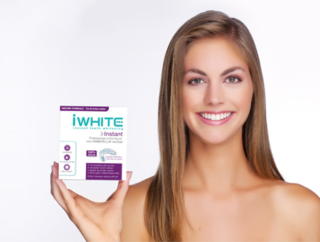 iwhite instant teeth whitening kit instructions