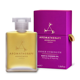 Aromatherapy Associates Inner Strength Bath and Shower Oil Complimentary Sample 3ml