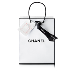 Complimentary CHANEL gift bag and card with your order