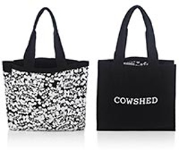 Cowshed Reversible Shopper Bag - Free Gift