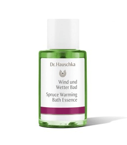 Dr. Hauschka Spruce Warming Bath Essence 30ml - Free Gift