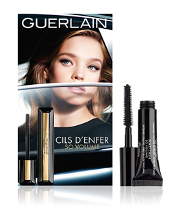 GUERLAIN Maxi Lash So Volume Mascara Complimentary Deluxe Sample 1.5ml