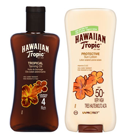Hawaiian Tropic 2 for 1