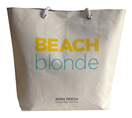 John Frieda Beach Blonde Bag - Free Gift