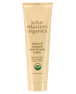 John Masters Organics Cacao & Cupuacu Hand & Body Butter 118ml - Free Gift