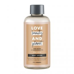 Love Beauty and Planet Body Lotion 100ml - Free Gift