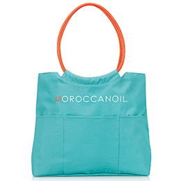 Moroccanoil Limited Edition Tote Bag