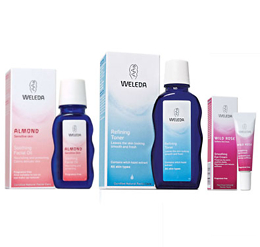 Weleda Skincare 3 for 2