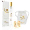 Lolita Lempicka Gold Ring and L L'aime Deluxe Miniature 7ml - Free Gift