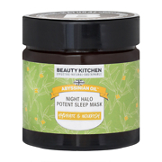 Beauty Kitchen Abyssinian Oil Night Halo Potent Masque de Nuit 60ml