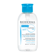 BIODERMA Hydrabio H2O Solution Micellaire Démaquillante Hydratante 500ml