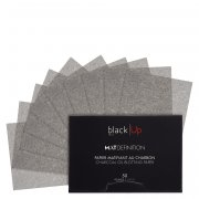 black|Up Papier Matifiant au Charbon 50 feuilles