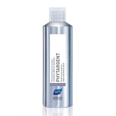 Phyto Phytargent Shampoo for Grey & White Hair 200ml