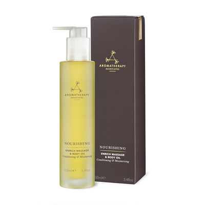 Aromatherapy Associates Nourishing Enrich Massage & Body Oil 100ml