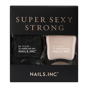 NAILSINC Super Sexy Strong Vernis à Ongles 2 x 14ml