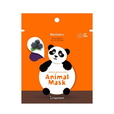 Berrisom Animal Sheet Mask Series Panda 25ml