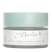 Little Butterfly London Wrapped in Love Calming Anti-Pollution Baby Face Cream 50ml