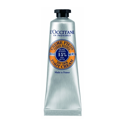 L'Occitane Shea Butter Foot Cream Travel Size 30ml
