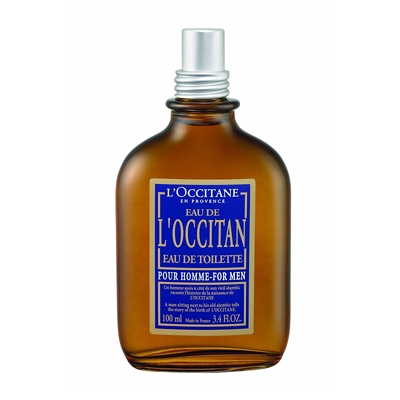 L'Occitane Men L'Occitan Eau De Toilette Spray 100ml