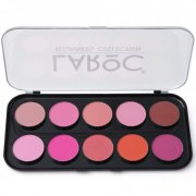 Laroc Cosmetics 10 Colour Blusher Palette