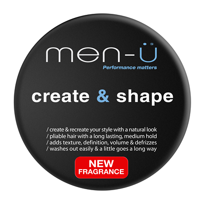 men-ü create & shape 100ml