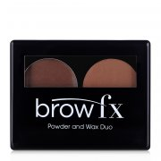 Hi Brow FX Brow Powder & Wax Duo - Dark Brown 5 g