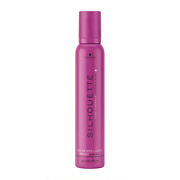 Schwarzkopf Professional Silhouette Colour Brilliance Mousse Fixation Ultra Forte pour Cheveux Colorés 500ml