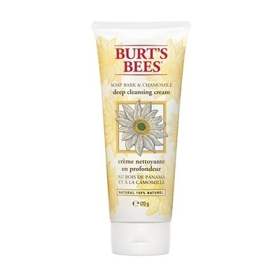 Burt's Bees Soap Bark & Chamomile Deep Cleansing Cream 170g - Soap Gifts