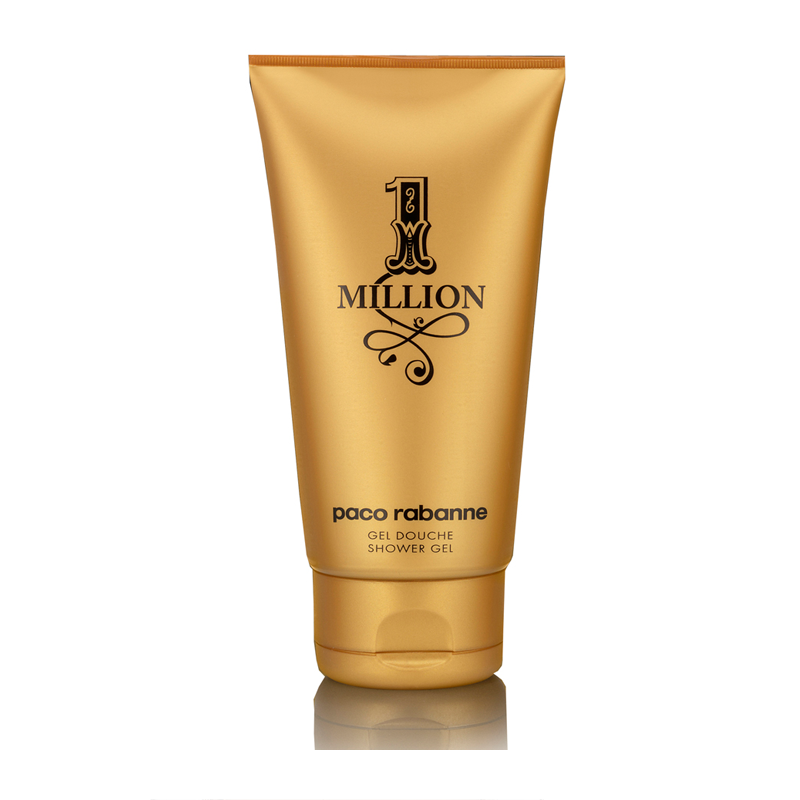 Paco Rabanne 1 Million Shower Gel 150ml - feelunique.com