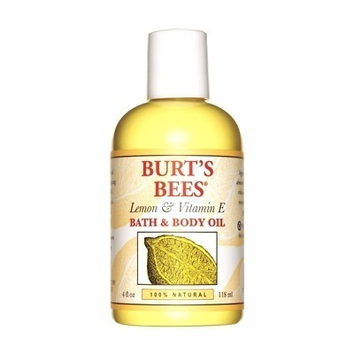 Burt's Bees Vitamin E Body & Bath Oil 115ml
