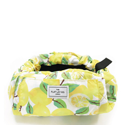 The Flat Lay Co. Open Flat Makeup Bag in Lemons