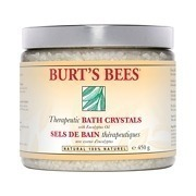 Burt's Bees Therapeutic Bath Crystals 453g