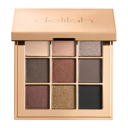 delilah Colour Intense Eyeshadow Palette Damsel 8.1g
