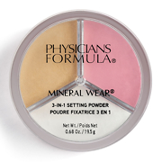 Physicians Formula Mineral Wear 3-in-1 Setting Powder 19.5g