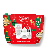 Kiehl's Brighten Up and Glow Ultra Facial Set