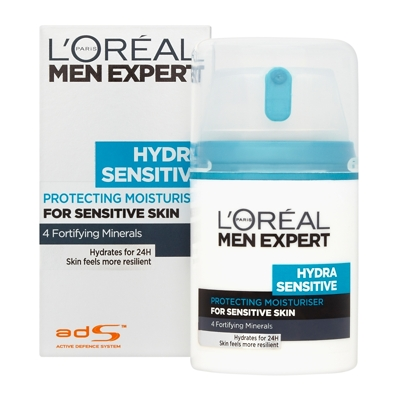 L'Oréal Paris Men Expert Hydra Sensitive 24hr Hydrating Cream 50ml