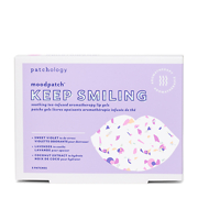 Patchology moodpatch Keep Smiling - 5 Pack