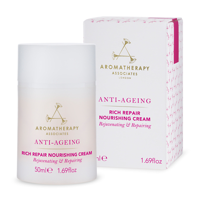 Aromatherapy Associates Anti-Ageing Rich Repair Nourishing Cream 50ml